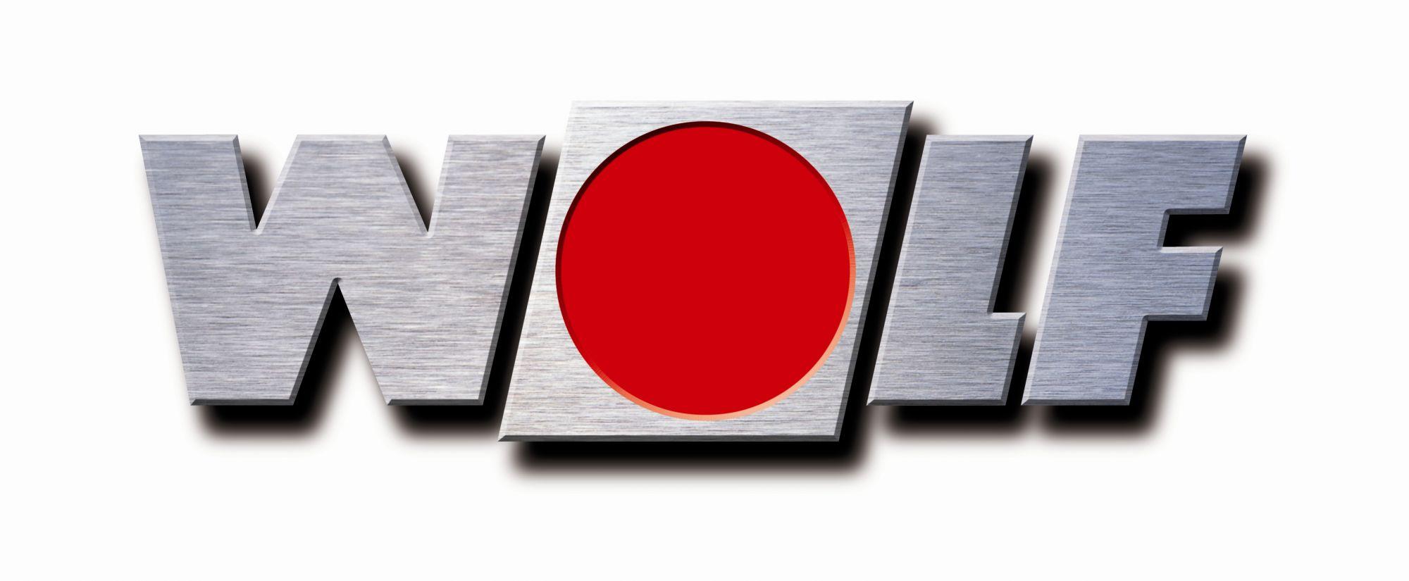Logo wolf srebne